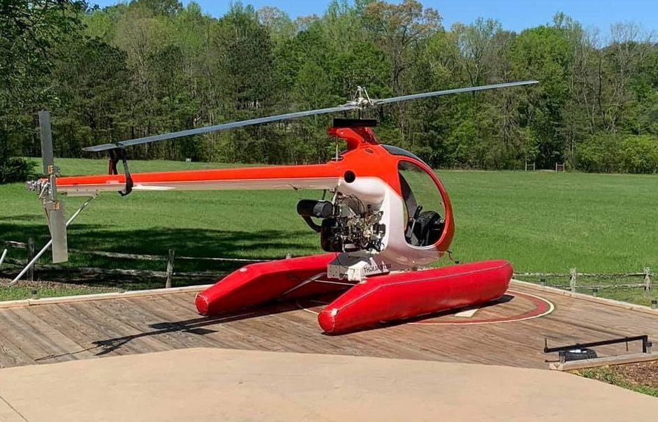 Composit FX | SINGLE SEAT HELICOPTERS
